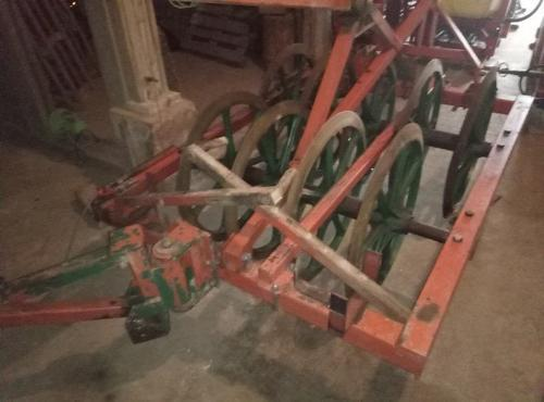 Silo Wolff Packer 1,60m