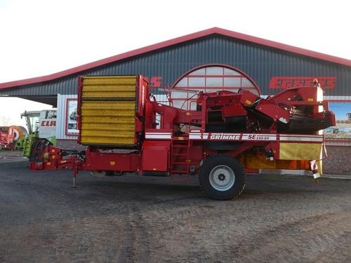 Grimme Se 150-60 Usb Year of Build 2016 Suhlendorf