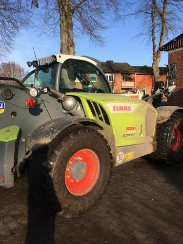 Claas SCORPION 7050 Biogas