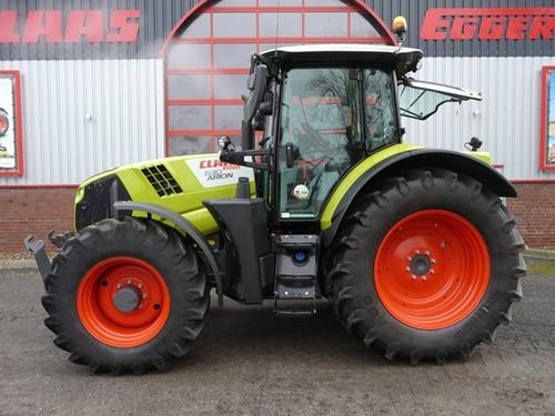 Claas ARION 630 CEBIS