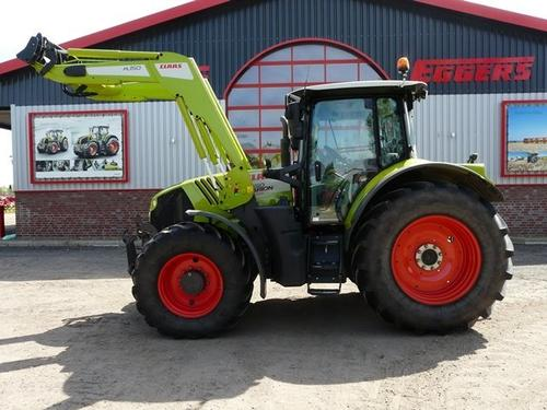 Claas ARION 650 Hexashift