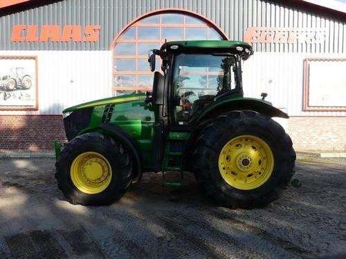 John Deere 7230R Year of Build 2014 4WD