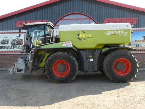 Claas XERION 4000 SADDLE T