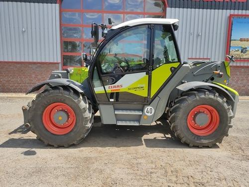 Claas Scorpion 756 VariPower Year of Build 2019 Suhlendorf