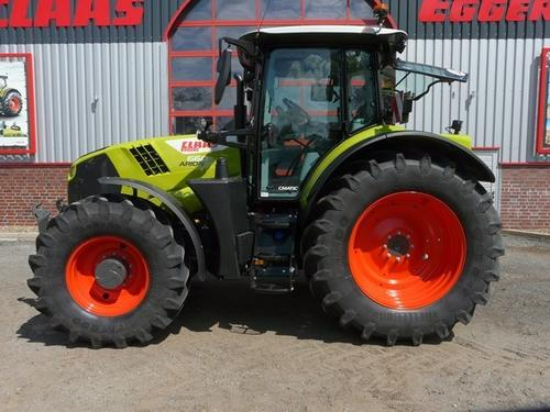 Claas Arion 660 Cmatic Byggeår 2020 A/C