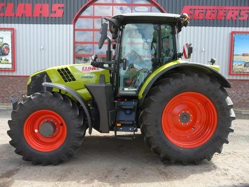 Claas Arion 660 Cmatic S V Byggeår 2020 A/C