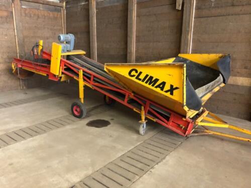 Climax Cmsb 280 Año de fabricación 1992 Suhlendorf