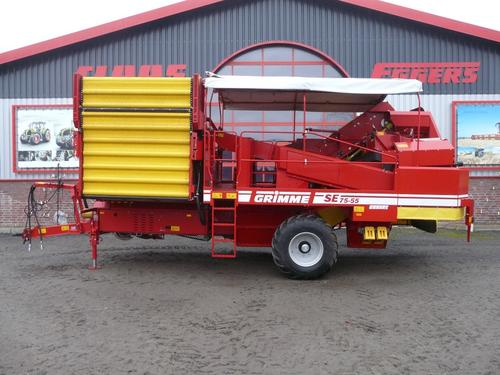 Grimme Se 75-55 Sb Year of Build 2020 Suhlendorf