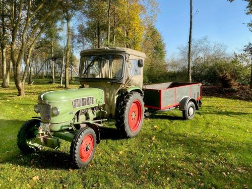 Fendt Fix 2 Year of Build 1962 Suhlendorf