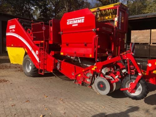 Grimme Se 260 Ub Year of Build 2018 Suhlendorf