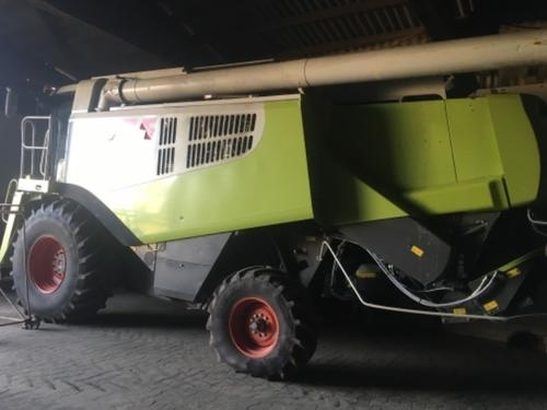 Claas Lexion 580 Year of Build 2007 Suhlendorf