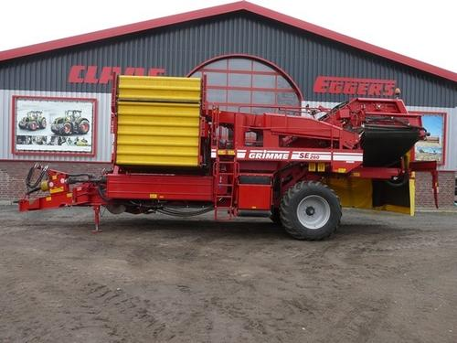 Grimme Se 260 Ub Year of Build 2019 Suhlendorf
