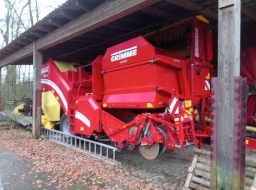 Grimme Se 75-55 Sb Year of Build 2018 Suhlendorf