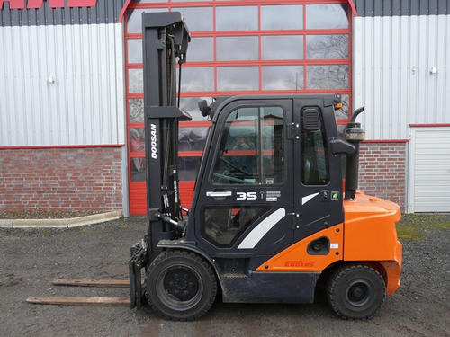 Doosan D35c-7 Year of Build 2018 Suhlendorf