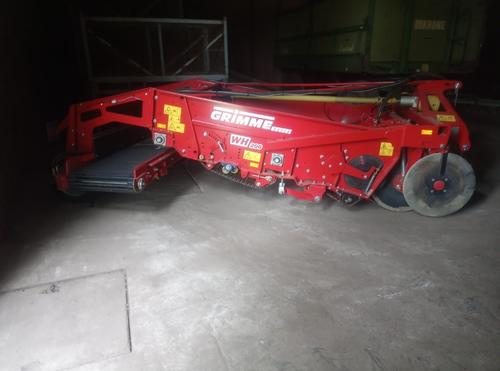 Grimme Wh 200 S Årsmodell 2020 Suhlendorf