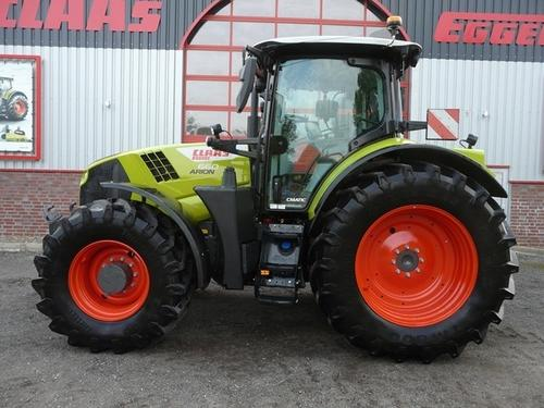 Claas ARION 660 CMATIC - S