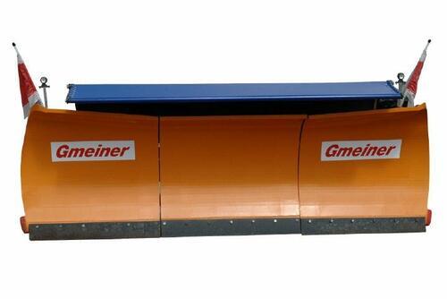 Gmeiner Universal-Schneepflug Ramox 260 Årsmodell 2013 Rendsburg