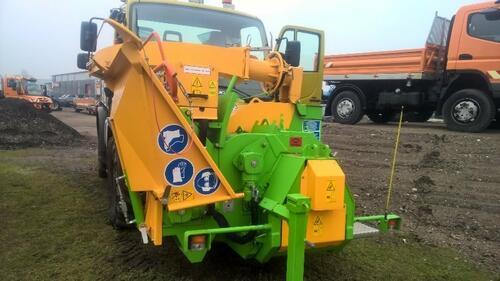 Heizohack Trommelhackmaschine Typ Hm 4-300 F Bouwjaar 2015 Rendsburg
