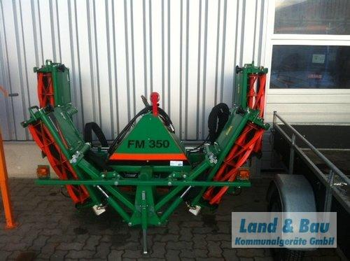 Kock & Klaas Anbau-Frontspindelmäher Typ Fm 350 Årsmodell 2014 Rendsburg