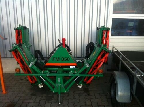 Kock Und Klaas Anbau-Frontspindelmäher Typ Fm 350 Baujahr 2014 Rendsburg