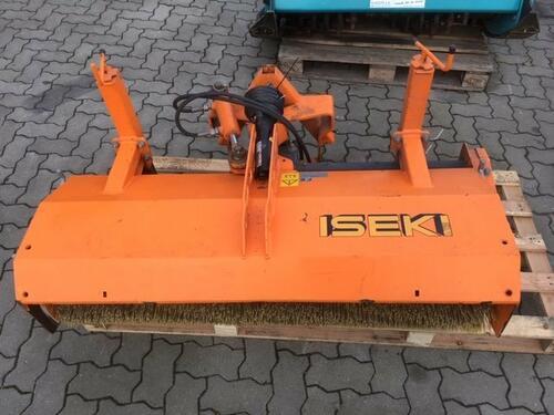 Iseki Km 130 Mech. Antrieb Anul fabricaţiei 2014 Rendsburg