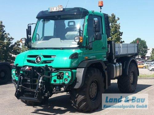 Mercedes-Benz Mercedes-Benz Unimog U 529 4x4 3350 Byggeår 2016 Rendsburg