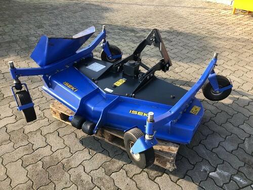 Iseki Iseki Frontsichelmäher Fm150 Pro-S Rok produkcji 2015 Rendsburg