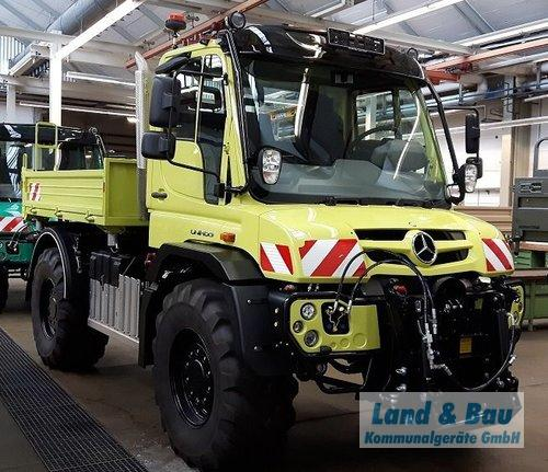 Mercedes-Benz Mercedes-Benz Unimog Uge U 529 Downgrade Year of Build 2017 Rendsburg