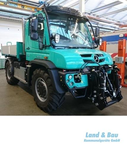 Mercedes-Benz Mercedes-Benz Unimog U 430 Year of Build 2017 Rendsburg