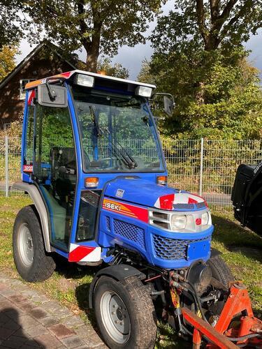 Iseki - Iseki Kompakttraktor TM 3200