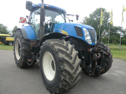 New Holland T 7050 Bouwjaar 2007 4 WD