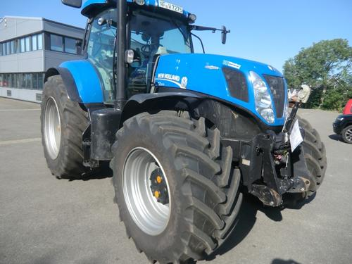 New Holland T 7.270 Auto Command Baujahr 2012 Niebüll