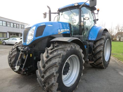New Holland T 7.270 Auto Command Year of Build 2012 Niebüll