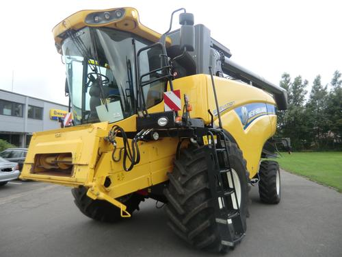 New Holland CX 5090 Baujahr 2016 Niebüll