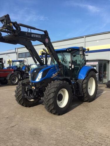 New Holland T 6.145 Dync Frontlader Baujahr 2018