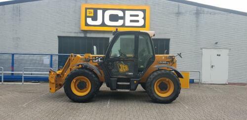 JCB 536-60 Agri Rok výroby 2010 Husum