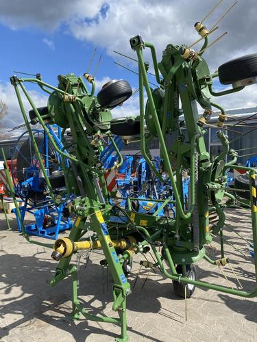 Krone Kw 7.92/8 Year of Build 2018 Husum