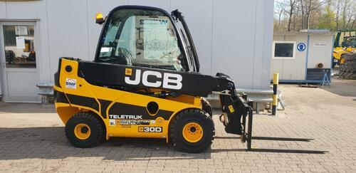 JCB Tlt 30 D Byggeår 2020 Husum