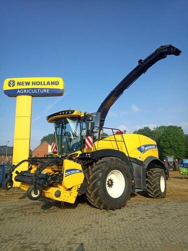 New Holland FR 650 Bouwjaar 2017 Husum