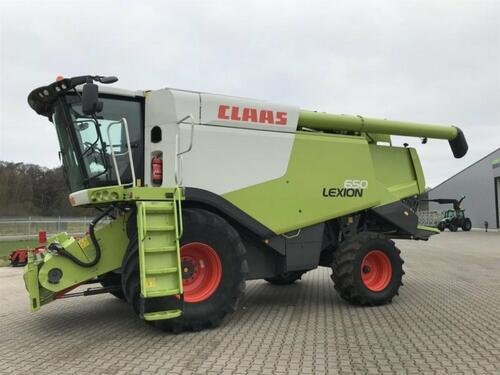 Claas Lexion 650 Έτος κατασκευής 2016 Emsbüren
