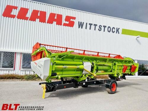 Claas Vario 770 Schneidwerk mit Transportwagen