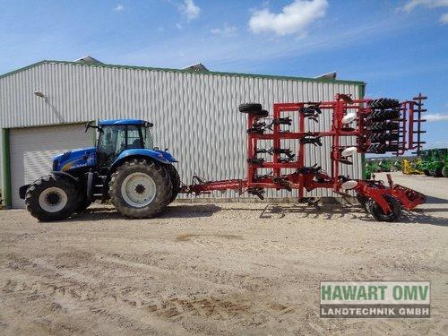 New Holland T 8030 / Horsch Tiger 6 Lt Baujahr 2007 Neubrandenburg