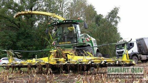 John Deere 8600 I  #Allrad #Kemper 12reihig #Pu 3m Год выпуска 2015 Привод на 4 колеса