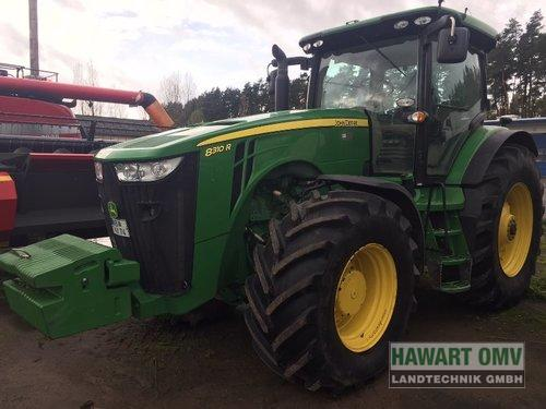 John Deere 8310R Year of Build 2013 4WD