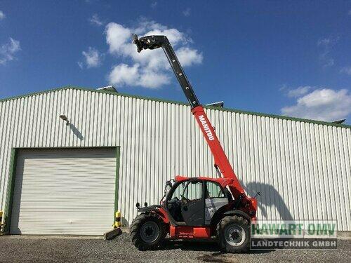 Manitou Mlt 840 137 Elite Année de construction 2015 Neubrandenburg