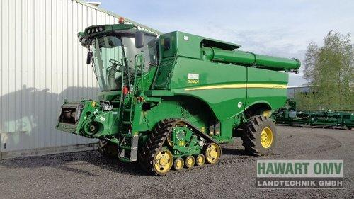 John Deere S 690 # 12m -  ready for work