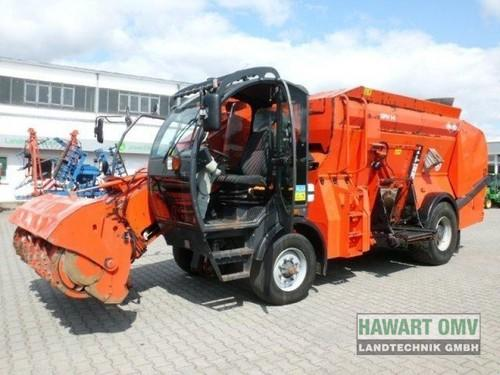 Kuhn Sph 14 - Euromix Ii # Waage Year of Build 2010 Neubrandenburg