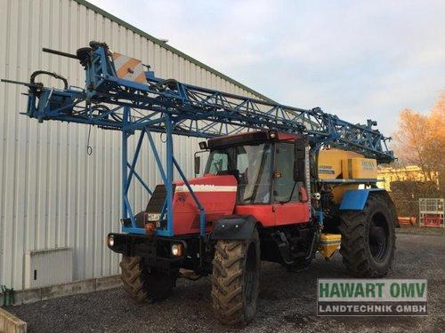 JCB Fastrac 185 + Inuma 27m + Horsch Vertrieb Year of Build 1999 Neubrandenburg