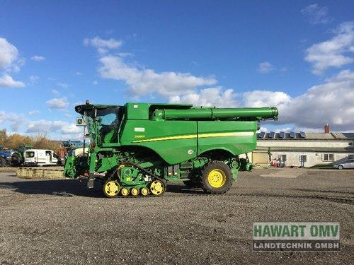 John Deere S 680 i - ready for harvest