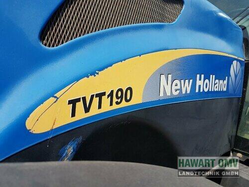 New Holland TVT 190 Baujahr 2005 Allrad